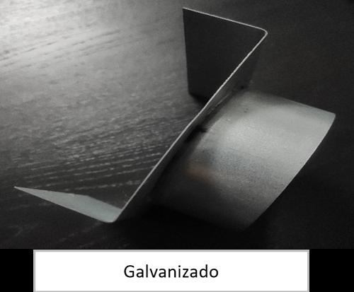 Imagem de Saída de algeroz galvanizado Ø 80mm