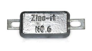 Imagem de Anodo Zinco Zinc-it-N0,6