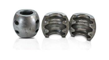 Picture of Zinc anodes Zinc-it: NNB35