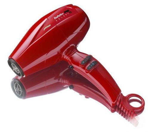 Imagen de Babyliss Pro Dryer Ferrari V1 Compact Red