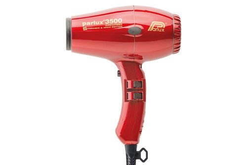 Picture of Parlux 3500 Professional Hair Dryer 2000W (Red)