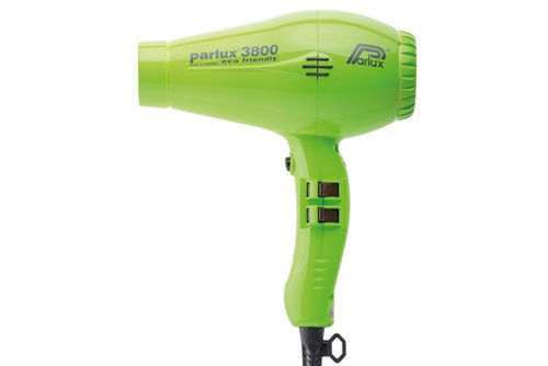 Imagen de Parlux 3800 Professional Hair Dryer 2100W (Green)