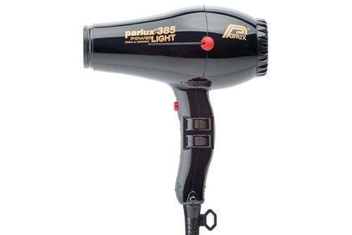 Picture of Parlux 385 2100W Professional Hair Dryer (Black) + Brushes OFFER