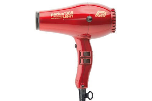Picture of Parlux 385 Professional Hair Dryer 2100W (Red) + Brushes OFFER