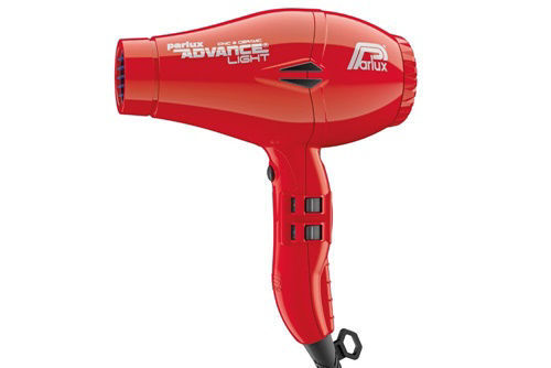 Picture of Parlux Advance Light Professional Hair Dryer 2200W (Red) + OFFER Brushes