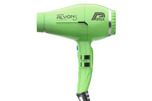 Imagem de Parlux Alyon Secador Cabelo Profissional com 2250W (Verde) + OFERTA Escovas