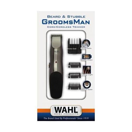 Imagen de WAHL Groomsman Beard & Stubble Wireless Beard & Mustache